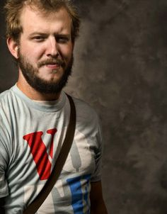 """thelordofthebeards: """"Oh, Justin Vernon. I don't know if I like your beard or your voice better. Justin Vernon, Spiritual Animal, Bon Iver, Great Beards, I Want To Cry, Beard Love, Moustache, Eminem, Bearded Men"""