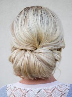 Featured Hairstyle: Hair and Makeup by Steph www.hairandmakeupbysteph.com; Wedding hairstyle idea.