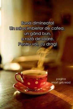 Morning Coffee, Good Morning, Motivation, Tableware, Rome, Buen Dia, Dinnerware, Bonjour, Tablewares
