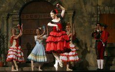 Don Quixote — American Ballet Theatre.  May 2014 *** Music - Ludwig Minkus Choreography - Marius Petipa Kitri - Gillian Murphy Basilio - Alban Lendorf