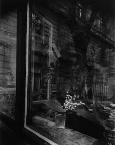 Josef Sudek: Window of My Atelier