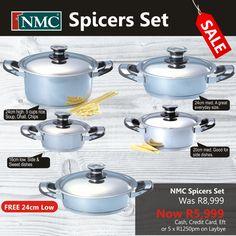 Cookware Sets : Spicers Set