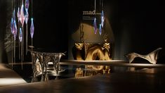 MAD Architects creates furniture fit for a life on Mars