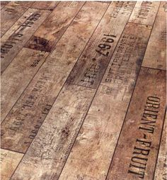 These are totally cool floors, repurposed wine barrels into flooring!!! What an incredible idea and look! I think having a wood floor would be nice to get away from the 80's wood cabinetry that I have so I would be more likely to have a different type/finish to the cabinets or at least a different style! #LGLimitlessDesign #Contest
