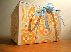 DIY make a box