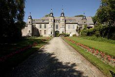 Houtain-le-Val Castle, Genappe, Belgium
