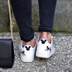 Scopri la collaborazione di MoA con Disney e divertiti ad abbinare queste simpaticissime sneakers ai tuoi look giornalieri!