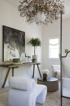 It is so refreshing to find another creative mind that appreciates the layering of old and new in a space to create something truly special. I love love this s