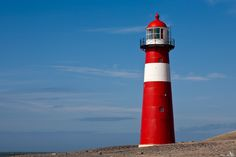 https://flic.kr/p/9VNf7a | Lighthouse Westkapelle | Press <b>L</b> for a better view in the <b>L</b>ightBox  The North Head (also called the low lighthouse Westkapelle Westkapelle or Low) is the second lighthouse in Westkapelle next high lighthouse in the village.  Middle on the Westkappelse Seawall is the low lighthouse. This cast iron tower from 1875 was designed by Quirinus Harder, who also many other Dutch lighthouses has designed. The lighthouse is made ​​by foundry Easy Bögel in ...
