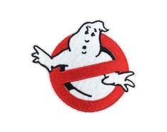 ghostbusters patch Ghosts Masters Patch Embroidered Applique sew or  Iron on Patch