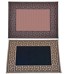 9 x 12 ft. Reversible Indoor Outdoor Mat Door RV Rug Picnic Camping Ground Cover #MAT #Traditional Outdoor Patio Mats, Indoor Outdoor, Camping Table, Outdoor Camping, Deck Rug, Aluminum Folding Table, Portable Table, Doors, Cover