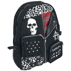 "Jawbreaker Backpack ""Anarchy Backpack"" • EMP"