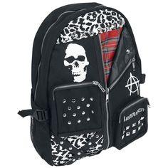 "Jawbreaker Backpack ""Anarchy Backpack"" • EMP"