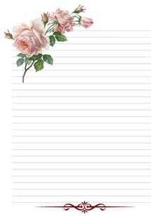 Excellent Pic Scrapbooking Paper hojas decoradas Concepts Scrapbooking paper varieties the background for each webpage of your respective scrapbook. Printable Lined Paper, Free Printable Stationery, Printable Scrapbook Paper, Notebook Paper, Journal Paper, Stationery Paper, Scrapbook Designs, Writing Paper, Note Paper