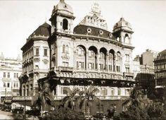 1948 - Palacete Prates no Vale do Anhangabaú.