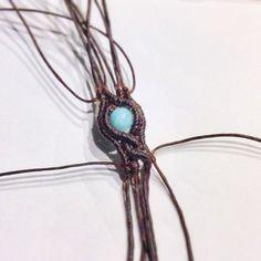 指輪の編み方#2 の画像|マクラメづくり