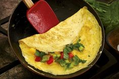 protein omelet recipe