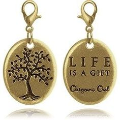 Origami Owl | Dangles | Join my team 10723156 | Order from my website www.annadaponte.origamiowl.com , ships directly to you!