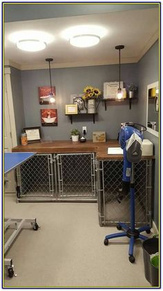 This would be great for the tool bench in the garage. Dog Grooming Hacks For Gro. - This would be great for the tool bench in the garage. Dog Grooming Hacks For Gro… Dog Grooming Shop, Dog Grooming Salons, Dog Grooming Business, Dog Boarding Kennels, Dog Salon, Dog Cages, Dog Rooms, Dog Daycare, Tool Bench