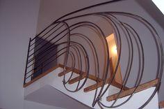 Rampe D 39 Escalier En Fer Forg Arts And Crafts Pinterest Craft