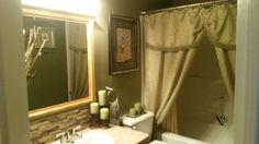 Custom Backslash for your Bathroom or Kitchen.