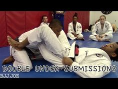 2 Double Under defense with submission