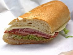 A Sandwich a Day: Italian Sub at Italia Imports in Orland Park