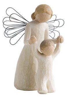 Figur, Willow Tree, »Schutzengel«