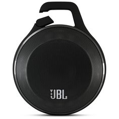 JBL Clip Portable Bluetooth Speaker With Mic - #Black | PCRichard.com | JBLCLIPBLK