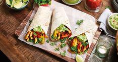Inspiring recipes for you to try Spicy Recipes, Mexican Food Recipes, Ethnic Recipes, Chicken Fajita Wraps, Fajita Seasoning Mix, Chicken Breast Fillet, Fajita Recipe, Chicken Spices, Galette
