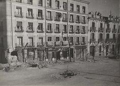La calle Ferraz - EL ARCHIVO ROJO: julio 2009