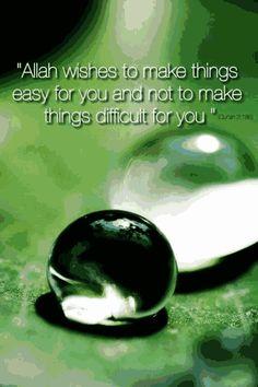 Allahuakbar, how I wish I would understand sooner...