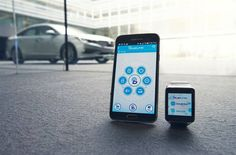 Hyundai announces Blue Link Android Wear app to remotely start your car.  Android Wear is currently leading the smartwatch market at the moment, and the adoption rate from developers and manufacturers for apps compatible with the platform has been stunning. Car manufacturers too are apparently taking note, with Hyundai today announcing their Blue Link Android Wear app for their first and second generation Blue Link equipped Hyundai cars. [READ MORE HERE]