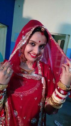 Lovely rajputana poshak and jewelry..