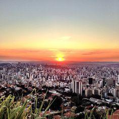 Mirante das Mangabeiras em Belo Horizonte, MG