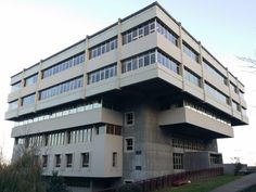 Reparación del hormigón. Universidad de Arquitectura de A Coruña