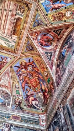Inside the Florence Cathedral