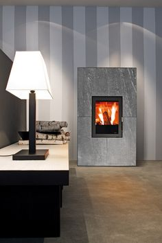 Square Modulo Wood By Mcz Burning Stoves Pellets Pellet