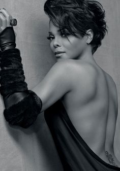 janet jackson blackglama 2011 | more pictures of the Legendary music diva, Janet Jackson. Janet ...