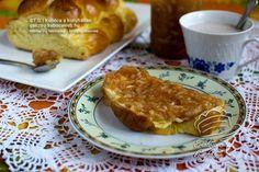Fahéjas almalekvár Ale, French Toast, Breakfast, Food, Morning Coffee, Ale Beer, Essen, Meals, Yemek