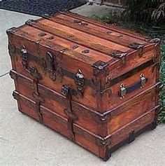 antique trunk - Bing Images. A clue to what you will find in my debut novel, Fiery Secrets