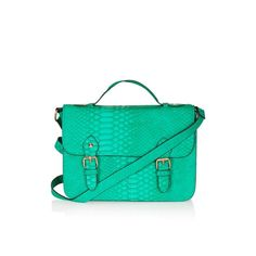 20d46126e7da Snake Satchel Excess Baggage, Next Clothes, Satchel Handbags, Beautiful Bags,  Autumn Winter
