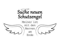 "Öko-Postkarte ""Schutzengel"""