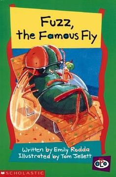 61 - Fuzz, the Famous Fly by Emily Rodda