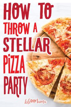 There's nothing like a pizza party to combine festivity, friendship and coziness. Here are just a few ways to throw an awesome pizza party.