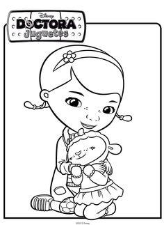 21 Mejores Imágenes De Dibujos Doctora Juguetes Doc Mcstuffins
