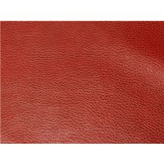 Dark Red Upholstery Faux Leather - Sy Fabrics