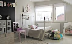 I LOVE these colors! THe dark darks, greys, and whites with some pink and teal. . perfect!