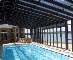 Commercial Pool Enclosure and Spa solar innovations