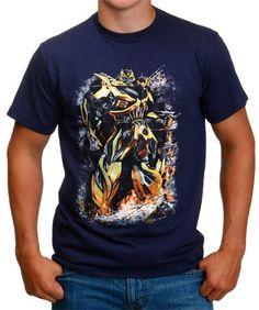 9c2f46902 Transformers Bumblebee Men's T-Shirt Transformers T Shirts, Transformers  Bumblebee, Tshirts Online,